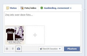 Facebook update www.queenc.nl