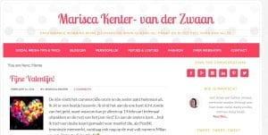 Genesis Framework Marisca Kenter Modern Blogger Pro