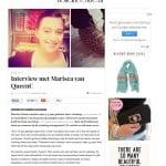 Holland, Style, interview, september, 2014, Marisca, Kenter, QueenC