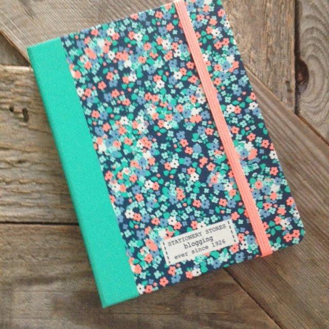 Het balboekje voor bloggers| het Hema blogboekje