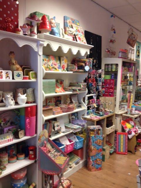 Shoplog| Juffrouw Saartje in Gouda