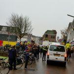 Zeugstraat, Gouda, Sinterklaasintocht, politie