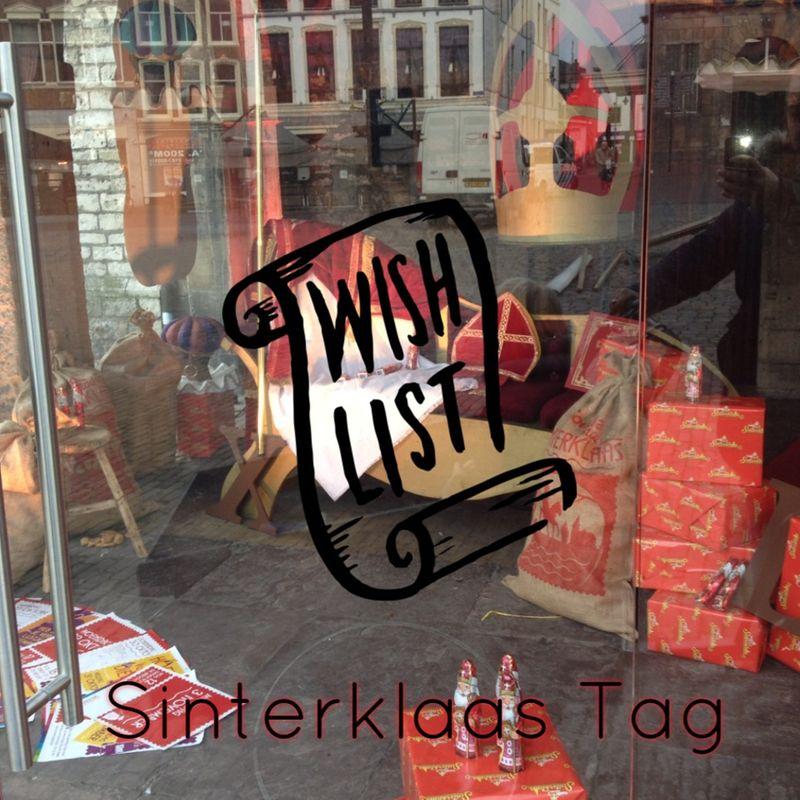 Sinterklaas Tag, mamablogger, Marisca Kenter