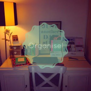 Organise your desk! Mamablogger, Marisca Kenter