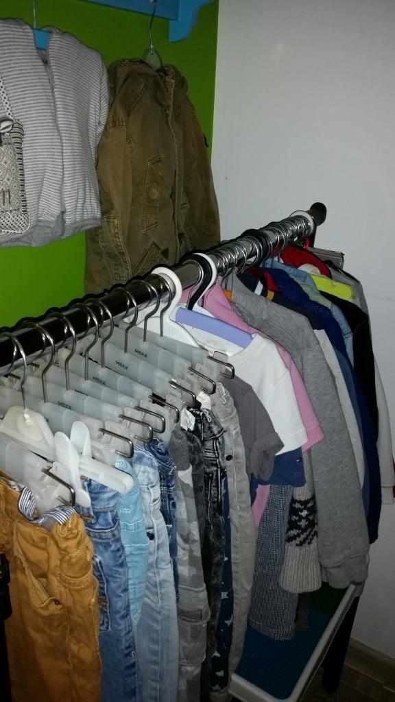 kledingrek, jongenskleding, mamablogger, Marisca kenter