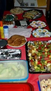 kerstdiner, school, stokbrood, marisca, kenter, mamablogger