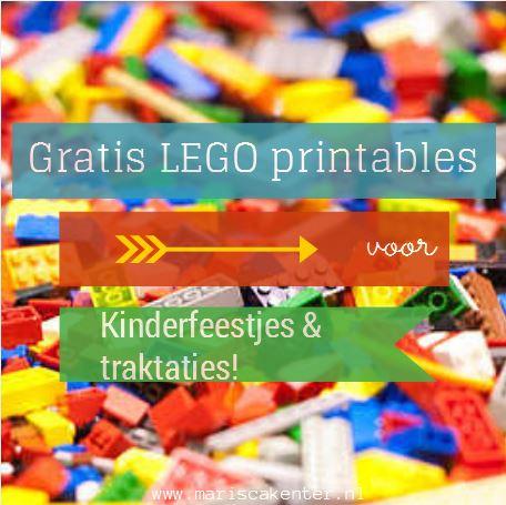 Gratis Lego Printables Voor Een Feestje Mamablogger Mamablog