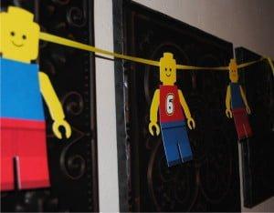 LEGO, slinger, feestje, kinderfeestje, partijtje, gratis, printables, mamablogger, Marisca, kenter