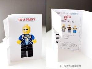 LEGO, uitnodiging, gratis, printables, mamablog, mamablogger, mommyblog, Marisca, Kenter