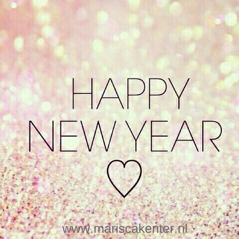 gelukkig nieuwjaar, 2015, Marisca Kenter