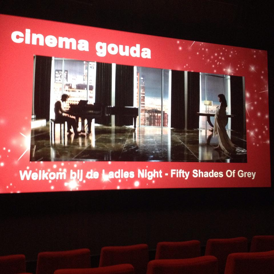 Review| 50 shades of grey!