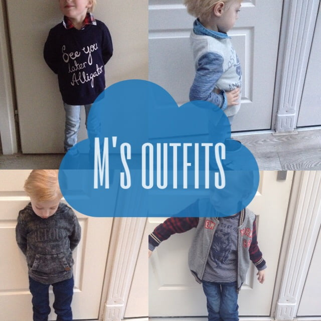 M's outfits #7