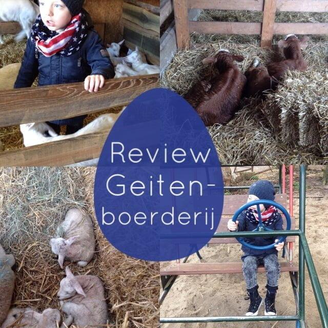 Paasuitje en Review| Boerderij 't Geertje in Zoeterwoude