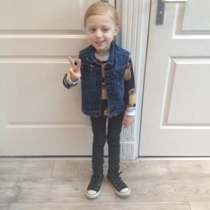 M's outfits, kindermode, kidsfashion, Zara, Stelle McCarney kids, mamablogger, outfitpost, Marisca, kenter