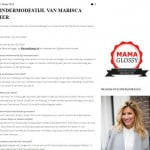 Kindermodeblog, interview, mama blogger, mamablogger, Marisca, Kenter, kindermodestijl
