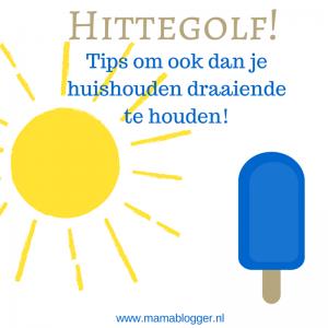 Hittegolf, tips, huishouden, mamablogger, Marisca, kenter, blog, blogger