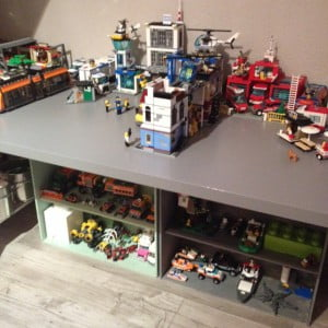 LEGO kastje, action, gamma, mamablogger, diy, 1