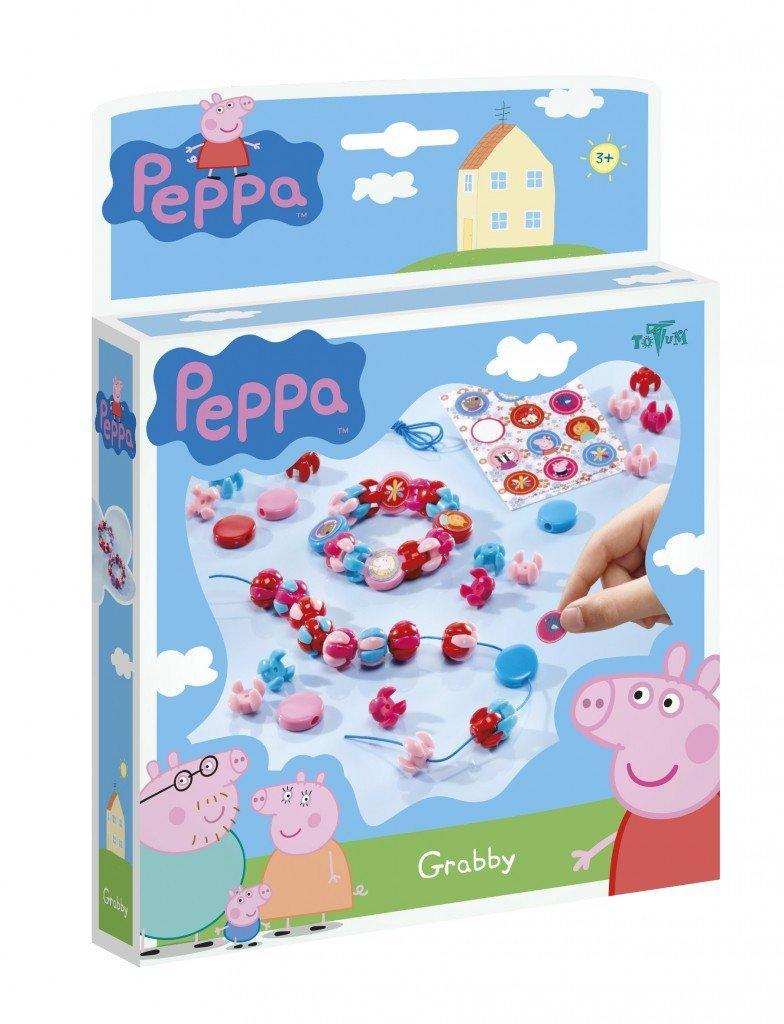 De winnaar van de Peppa Pig creatieve set is…