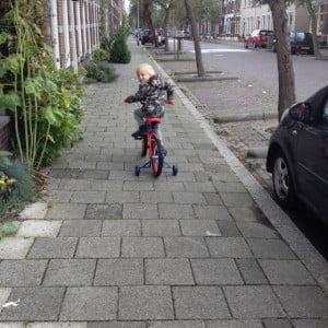 Fietsenopfietsen, review, kind leren fietsen, mamablogger, Marisca.2