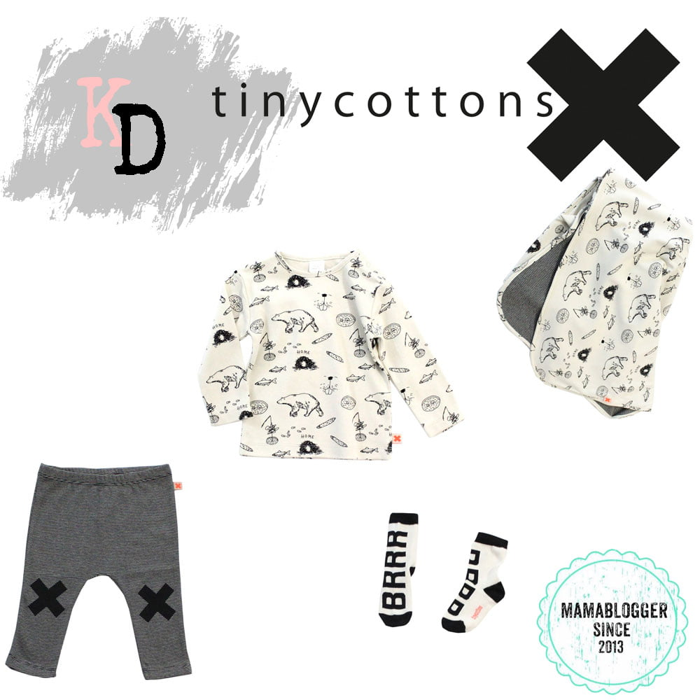 Kidsfashion scrapbook| Tinycottons!
