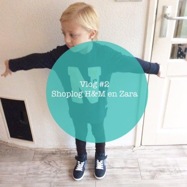 Vlog #2  Shoplog H&M en Zara