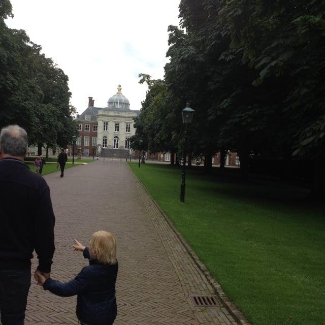 Op visite bij de Koning| een kijkje in de Oranjezaal