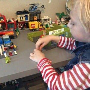 review, plusbricks, mamablogger, sparen, lego, bouwstenen, plus, supermarkt