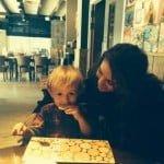 Gastblog Lonneke, waar blijft de tijd, mama blogger, 2