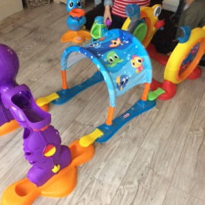 Little Tikes Ocean Explorers avonturenbaan, review, mama blogger, 3