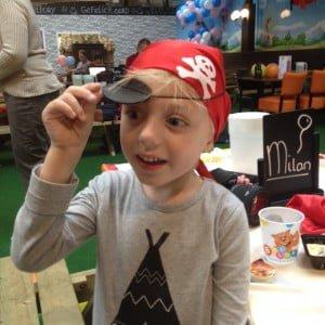 Milans kinderfeestje, Ballorig, gouda, mama blogger, 2