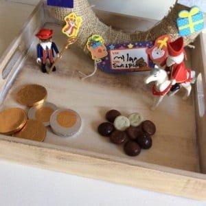 DIY-Sinterklaas-Sinterklaaskrans-Action-Mamablogger- mama blogger-1