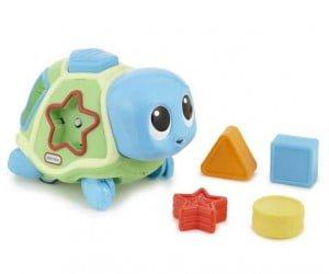 Little Tikes-vormen-ocean explorers- schildpad- mama blogger.2