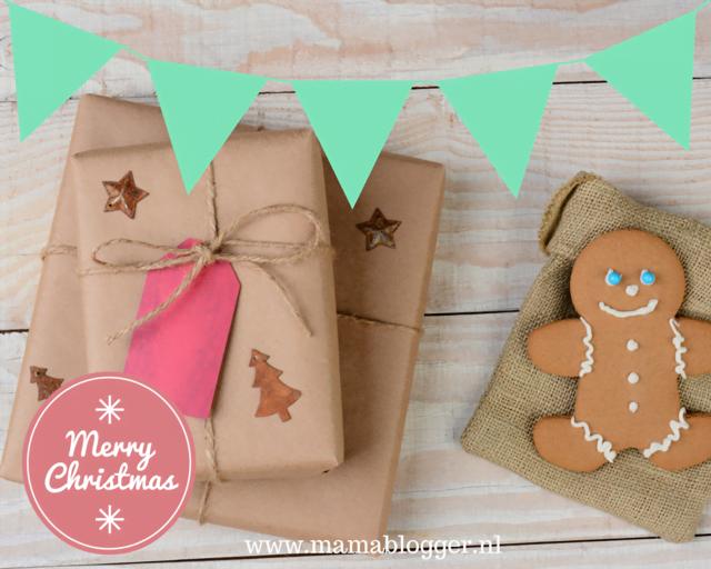 Kerstwens Mamablogger.nl-kerst