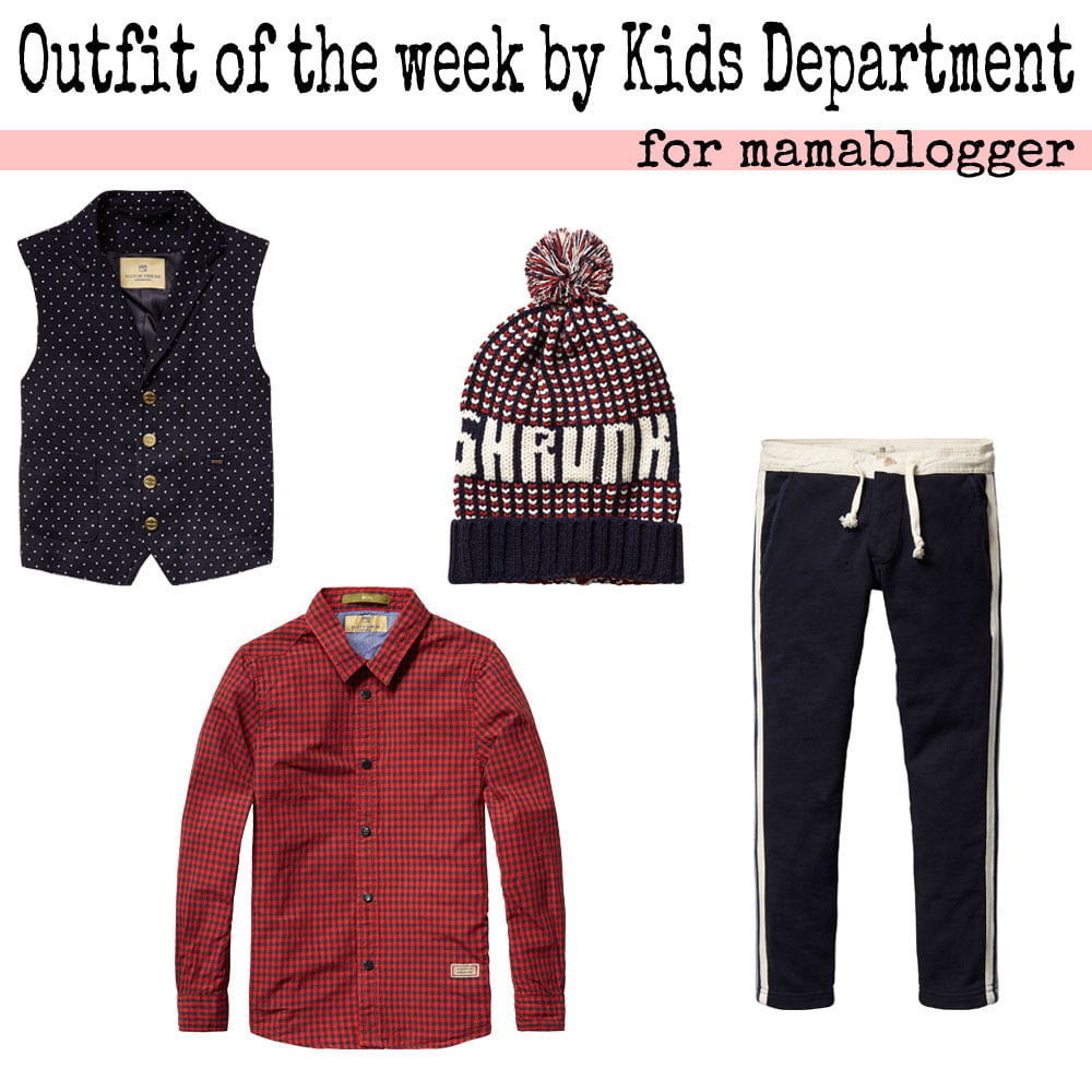 Outfit of the week by Kids Department!