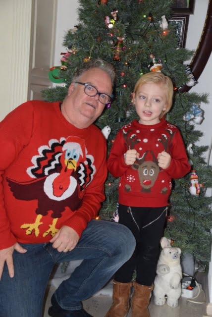 Kersttrui Hema.Foute Kersttrui Hema Action Kalkoen Rendier Kinderen Mamablogger 2