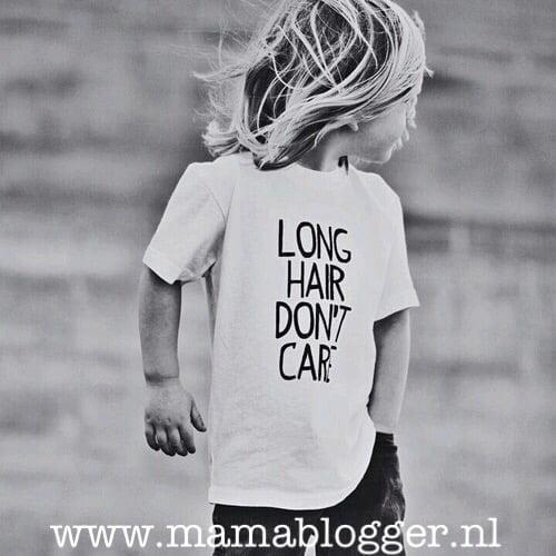 Mama Blogger Milan Heeft Langer Haar Is Dat Nu Echt Zo Raar