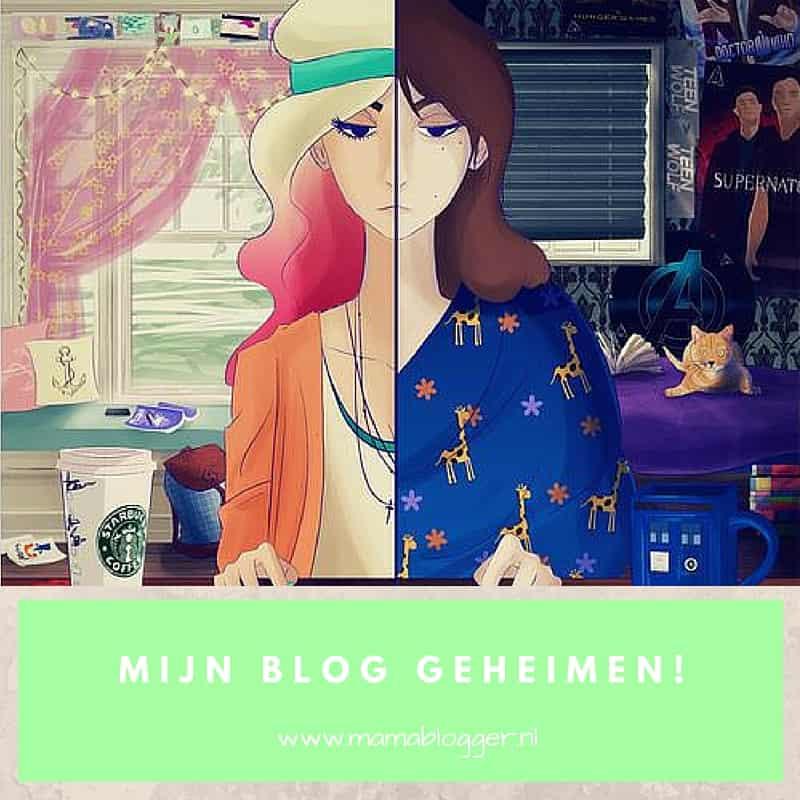 Mijn blog geheimen