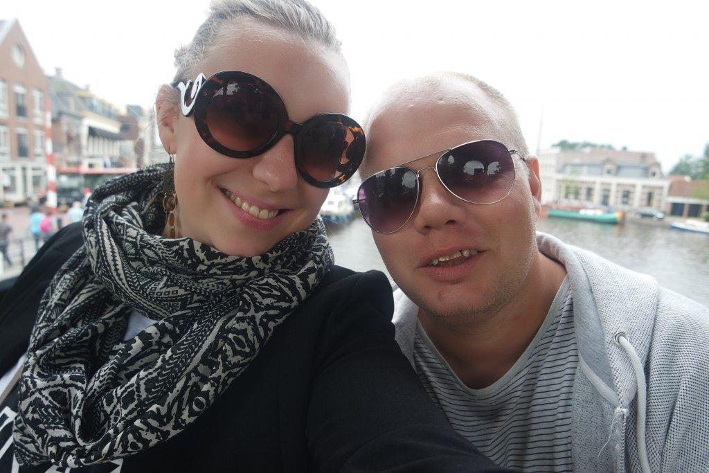 Wij zijn vandaag 7 jaar getrouwd!