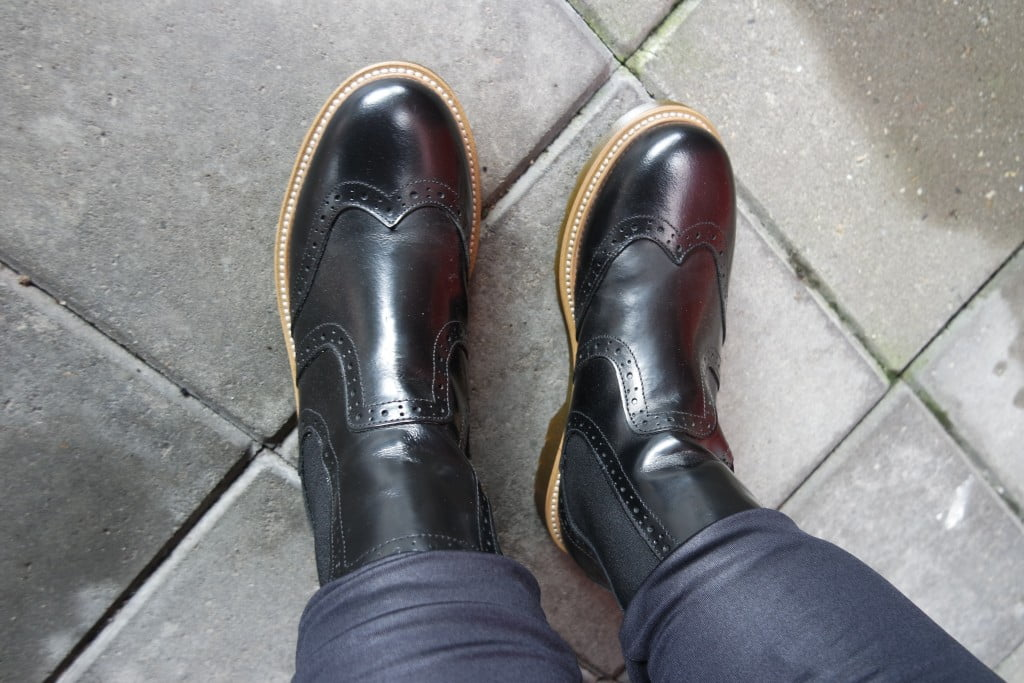 moms outfits_mamablogger_sacha_schoenen_chelsea boots_