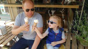 Photodiary | Eindelijk zomer en heel veel ijsjes!