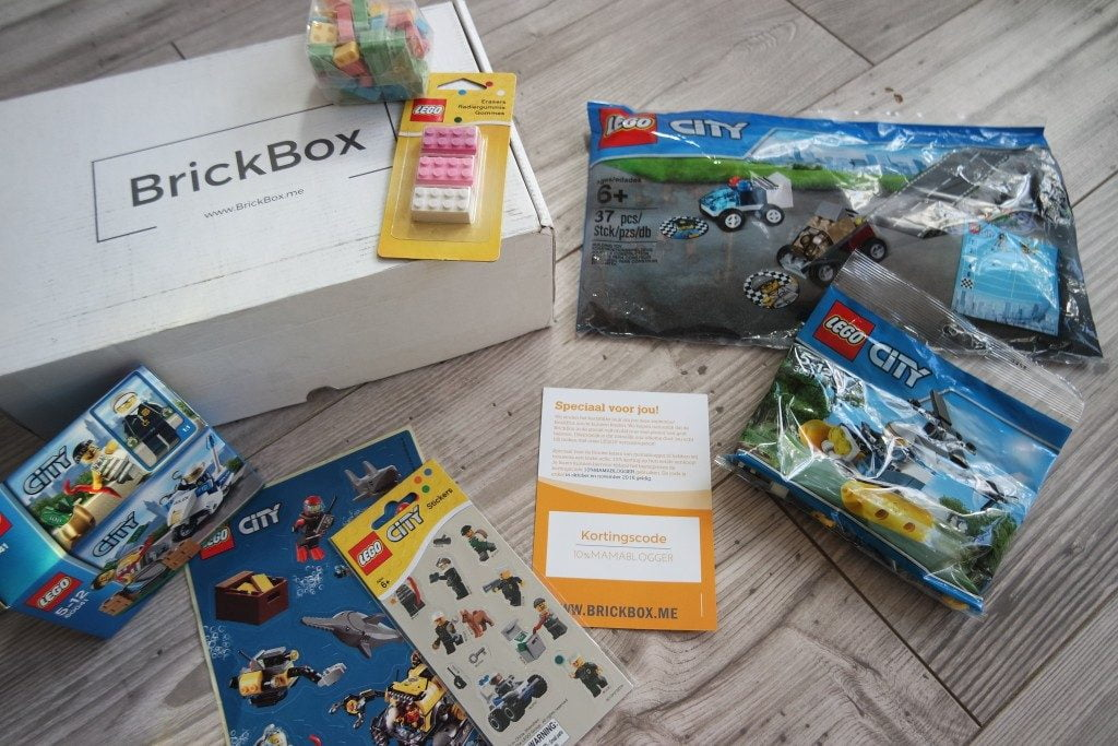Review en unboxing | BrickBox vol LEGO®