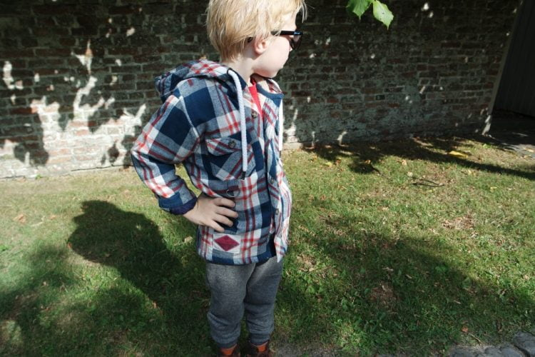Kids fashion | Milan in de nieuwe collectie van Jake Fischer!