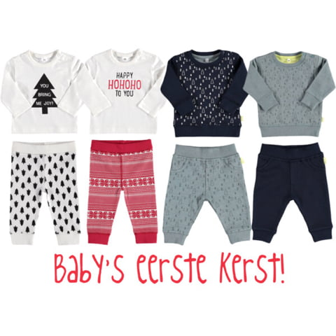Tip! Kinderkerstkleding van Zeeman!