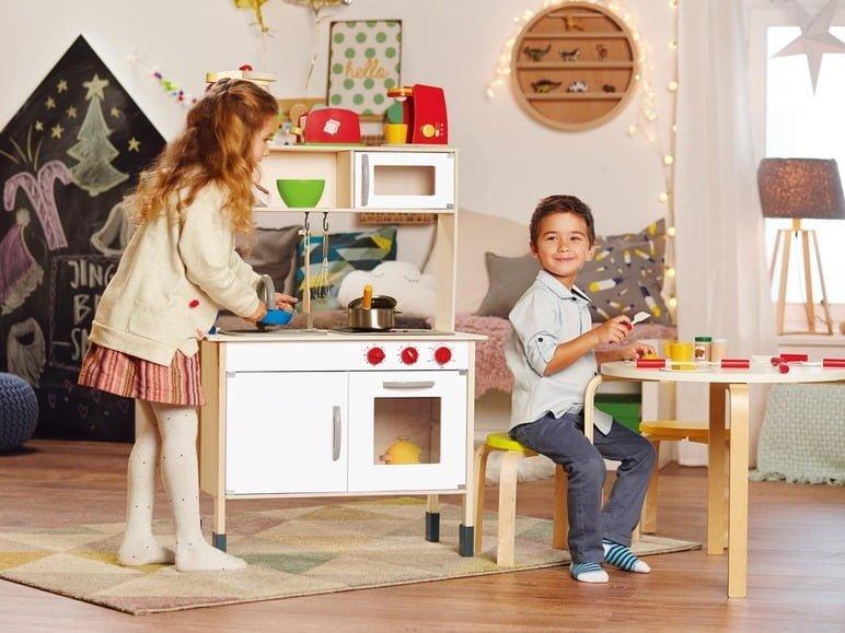Speelgoed Keuken Hout : Vanaf vandaag verkrijgbaar houten speelgoed van lidl