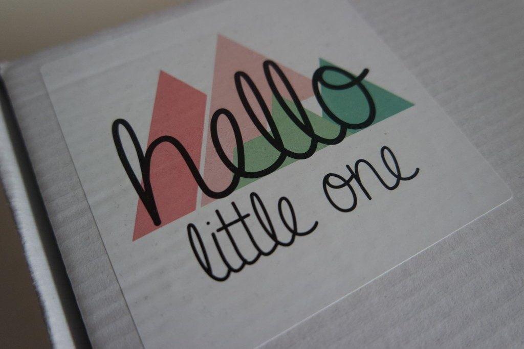 New Zwanger? Dan is deze box van Hello Little One het perfecte cadeau! #LT57
