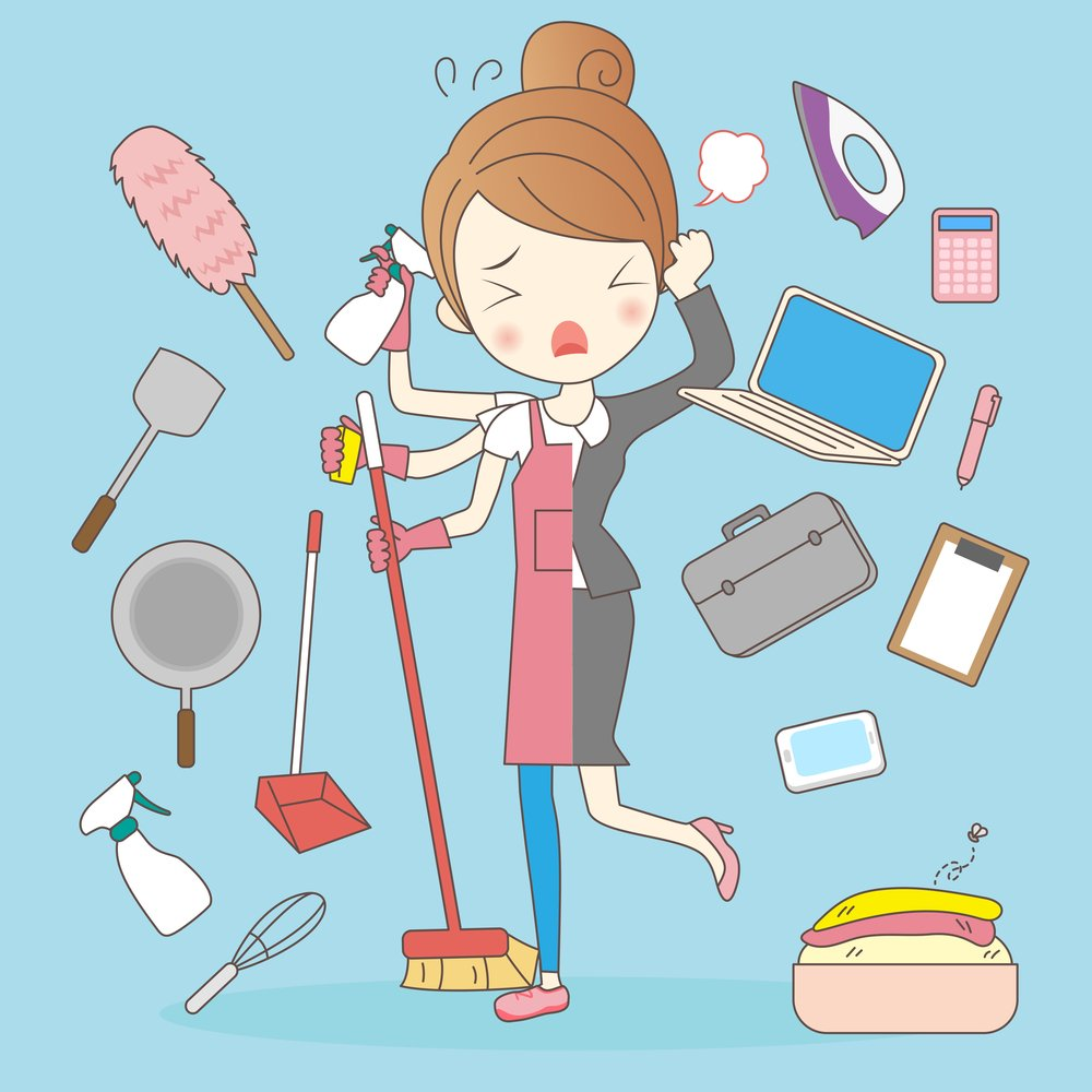 Grenzen stellen als moeder en op het werk…