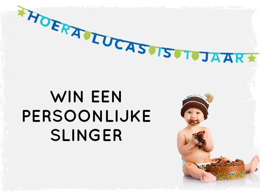 Slingershop_winactie_versiering_baby_mamablogger_geboren_verjaardag_