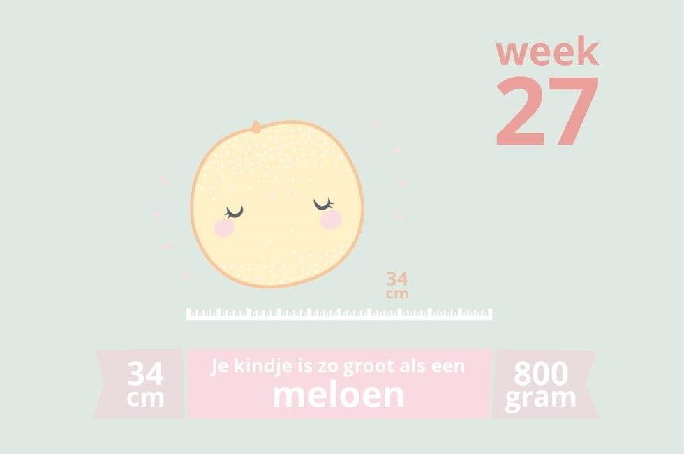 zwangerschapsupdate_week 27_mamablogger_zwanger_baby_
