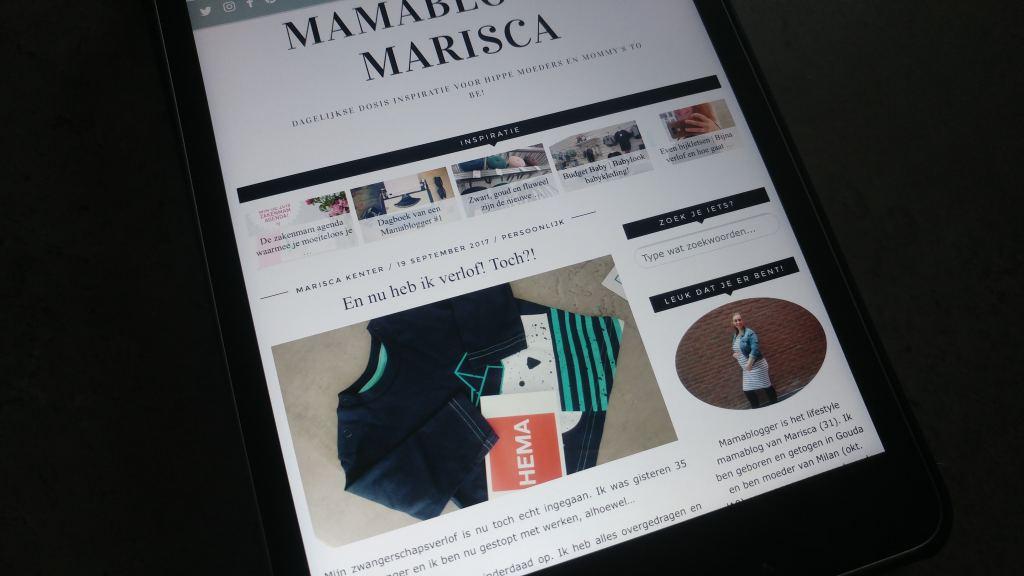 diary_verlof_zwangerschapsverlof_mamablogger_marisca_baby_zwanger_