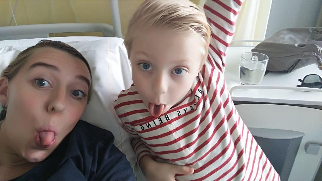 Verlof Diary #2 | Traktaties all over the place en ziekenhuis…
